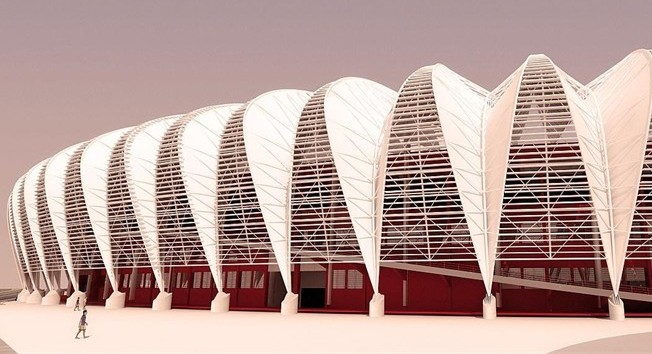 Estadio Beira-Rio, Porto Alegre