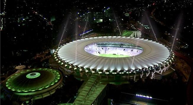 Estadio Do Maracana, Rio de Janeiro